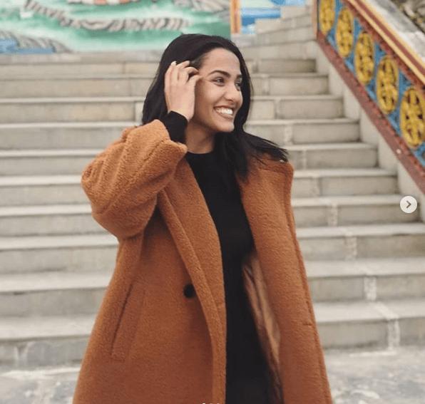 Priyanka Karki is a Nepalese Actress