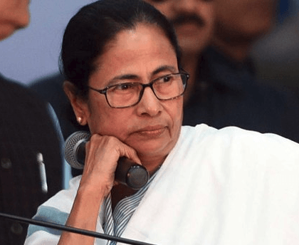Mamata Banerjee - Chief Minister of West Bengal