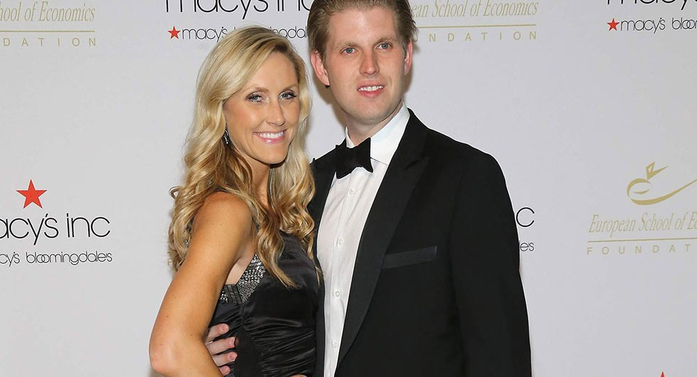Lara Yunaska Trump and Eric Trump are happily married since 2014.