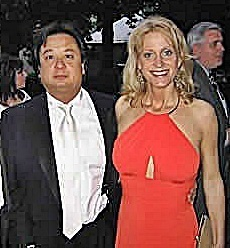 Kellyanne Conway and her husband George T. Conway III. Kellyanne Conway was the Republican Campaign Manager for President-elect Donald Trump.