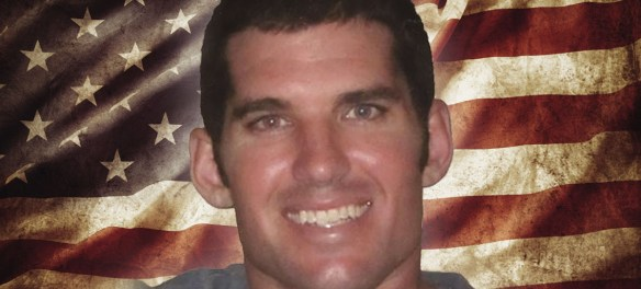 Ryan Owens; the first soldier to die after Donald Trump's presidentship.