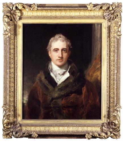 Robert Stewart, Viscount Castlereagh 1769-1822 (1/3)