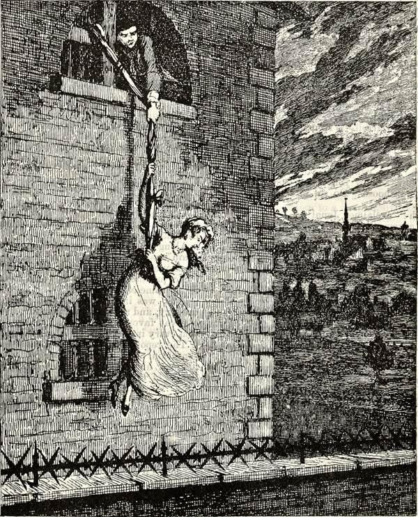 Jack Sheppard- celebrity escape artist (1702-1724) (2/5)