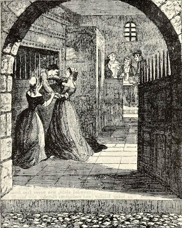 Jack Sheppard- celebrity escape artist (1702-1724) (3/5)