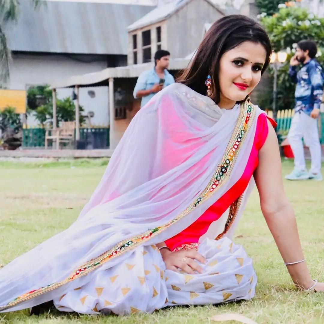 Anjali Raghav Sexy Pic