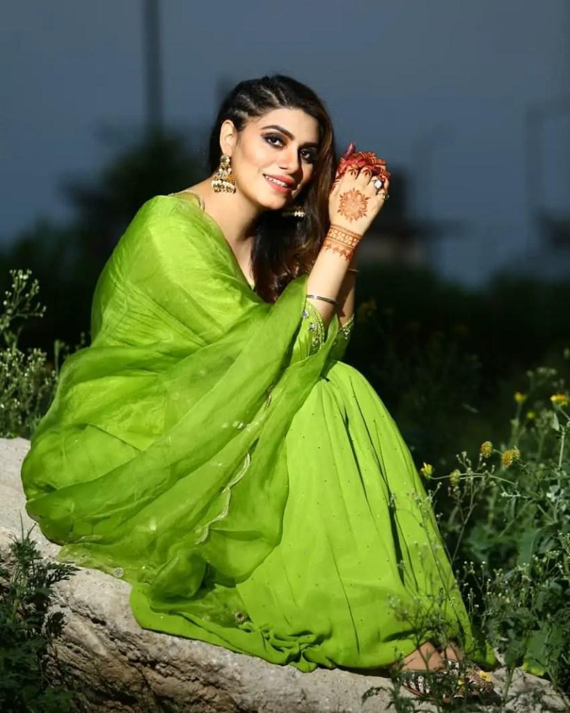 Mannat Noor Pic