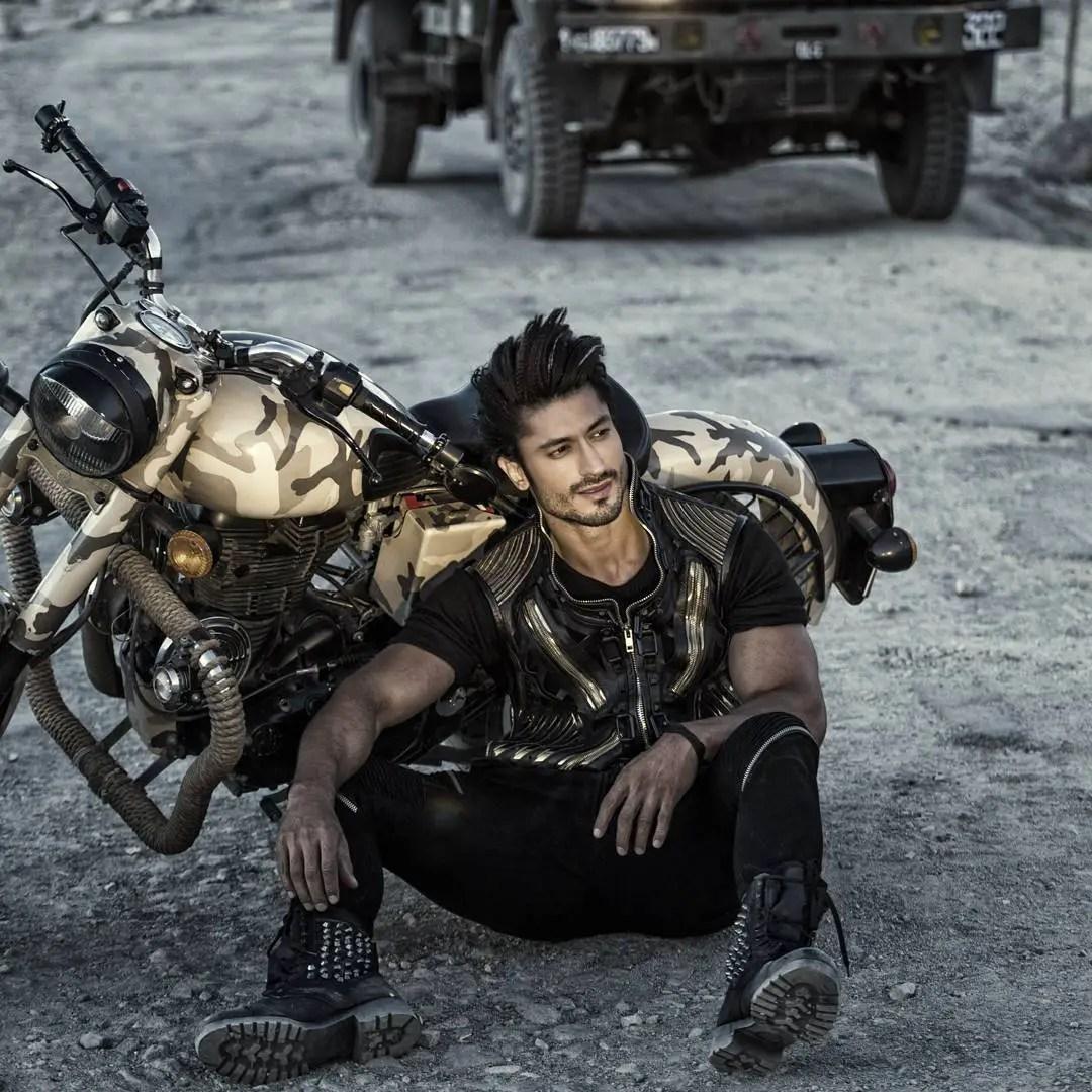 Vidyut Jamwal bikes