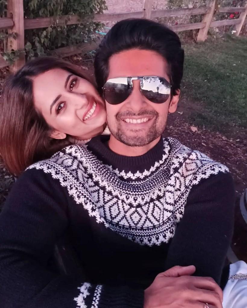 Sargun Mehta Husband Ravi Dubey