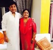 Dhanashree Verma mom dad