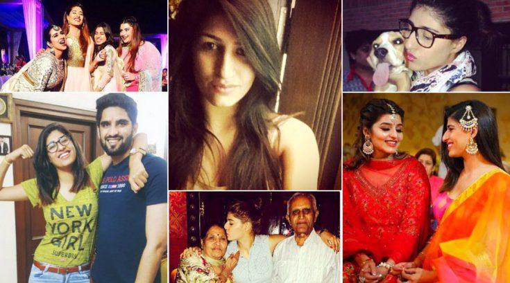 Shreya Mehta family