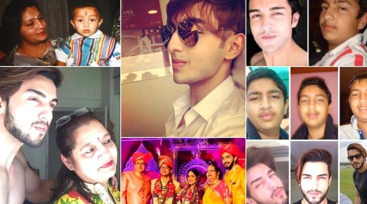 Rohit Suchanti family
