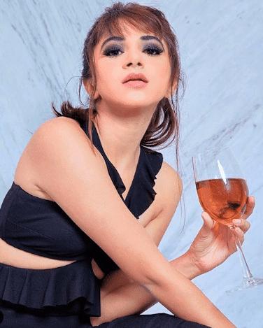 Aashna Shroff Height