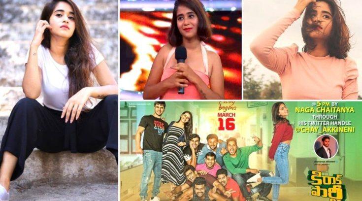 Deepthi Sunaina Career
