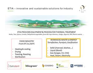 熱分解装置 biogreen 廃棄物熱分解処理対応 2017.10.24