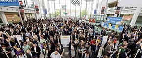 環境展 IFAT 展示会状況 熱分解装置 Biogreen 2018.2.13