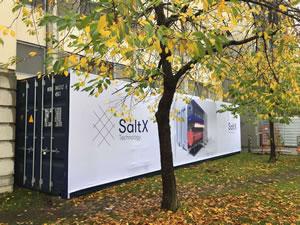 Saltx Technology 熱分解装置 Biogreen ETIA 2020.3.24