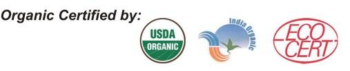 Organic color logo