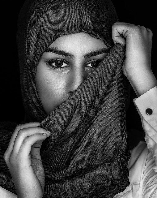 Perpaduan Warna Baju Dan Jilbab Yang Serasi