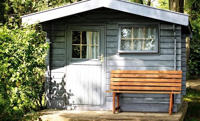 Gartenhaus selber bauen leicht gemacht.