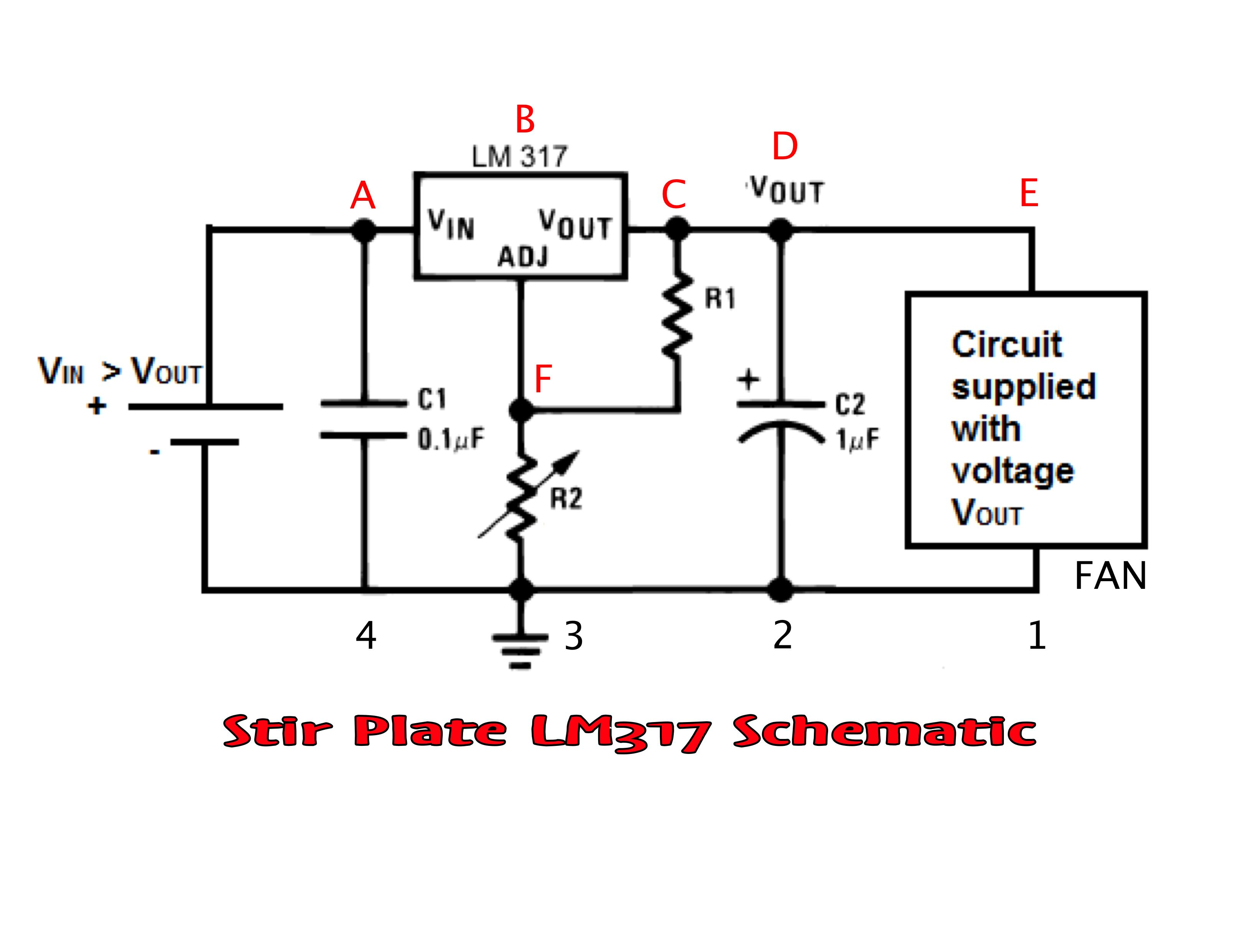 solar charge controller connection diagram dpdt wiring stir plate – electronics 101 | sparre's brewery