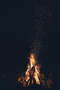 Lagerfeuer und Grillmöglichkeit