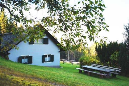 """Almhütte """"Brandnerhütte"""""""
