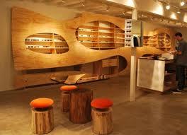 interior kayu unik