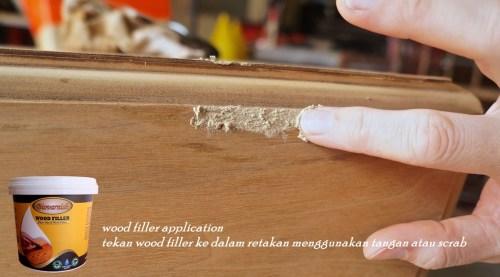 dempul kayu