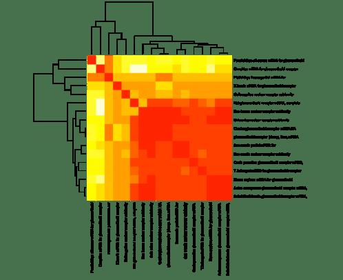heatmap17mRNA_GR
