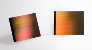 Une matrice de stockage 3D XPoint - (c) Intel / Micron