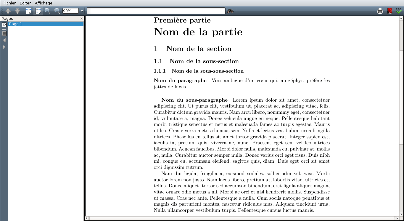 Latex Le Premier Document Blog Bioinformatique