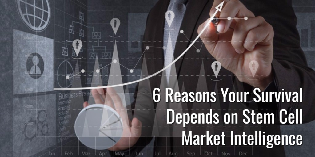 6 Reasons Your Survival Depends on Stem Cell Market Intelligence