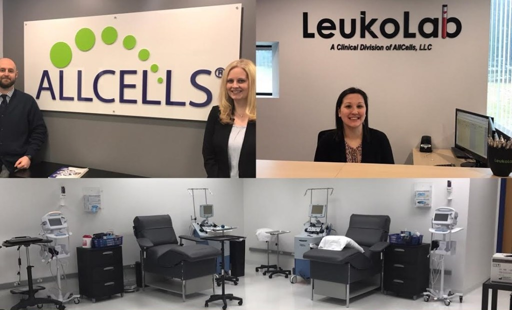 AllCells, LLC Opens Quincy, MA Tissue Collection Facility
