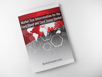 Cord Blood Market Size Determination
