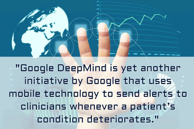 Google DeepMind | How Amazon, Google, And Apple Are Covertly Tackling The Healthcare Sector
