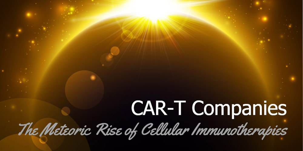 CAR-T Companies: The Meteoric Rise Of Cellular Immunotherapies