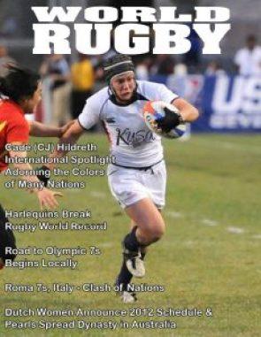 Cade Hildreth, Rugby