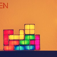 Der Tetris-Lampen-Schwindel