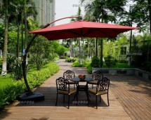 Extra Large Deck Umbrella Decks Ideas