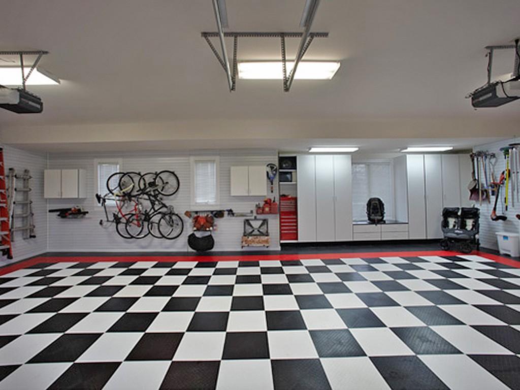 Race Deck Garage Floor  Dandk Organizer