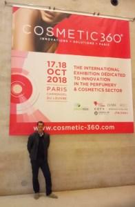 Camilo Pizarro, Biointropic en Cosmetic360