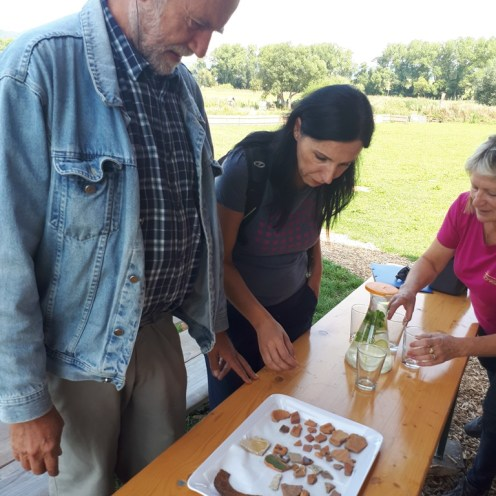 Archeologovia Fusek a Slana