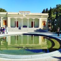 Zoroastriansky chram ohna