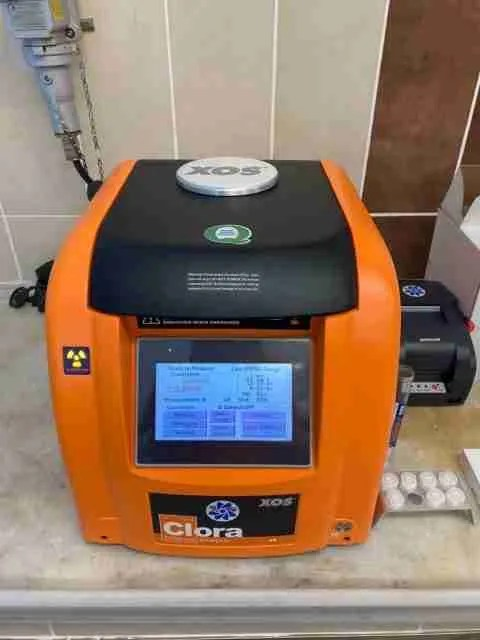 Clora Chlorine Analyzer Installation