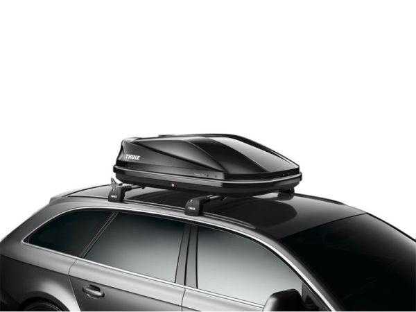 Thule Touring S (100) crna sjajna krovna kutija