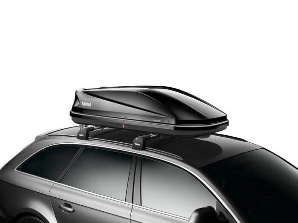 Thule Touring M (200) crna sjajna krovna kutija