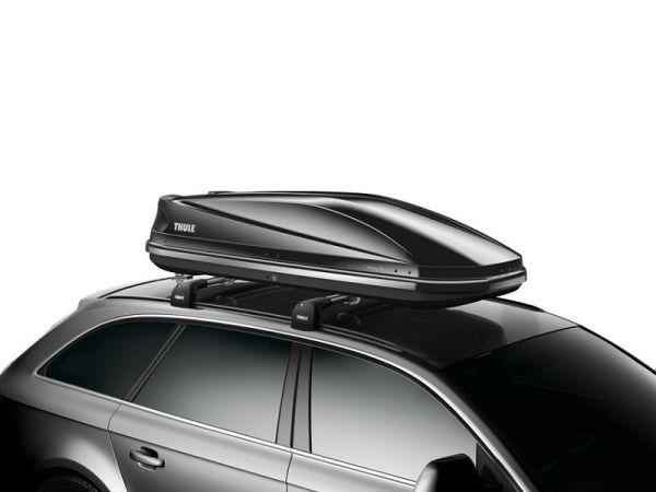 Thule Touring L (780) crna sjajna krovna kutija