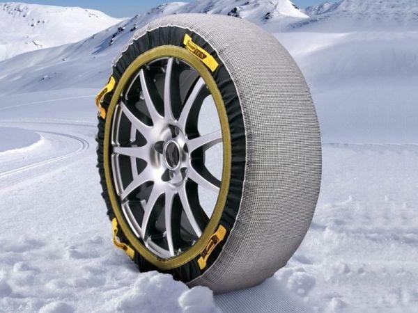 Lanci za snijeg tekstilni (čarape) Grip Tex GTD (par)