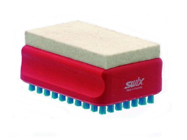 Swix četka za poliranje i utrljavanje voska