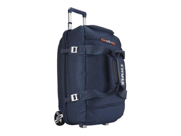 Putna sportska torba s kotačićima Thule Crossover zapremine 56L plava